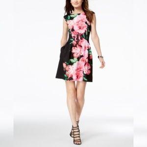 Vince Camuto's Floral Sheath Dress
